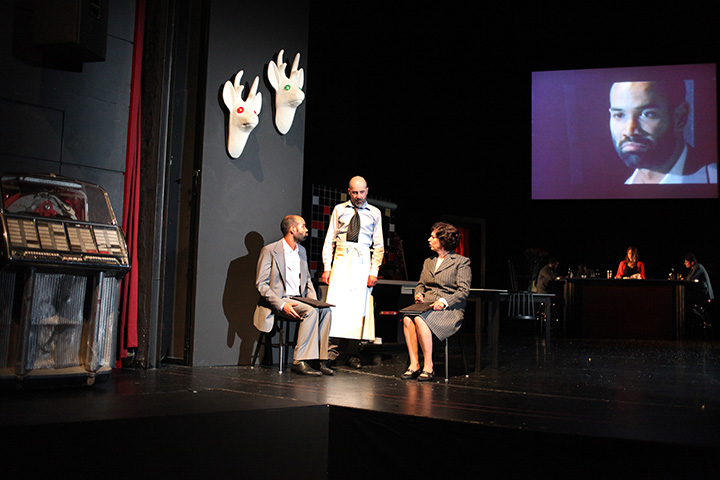 Angst essen Seele auf Markus Subramaniam, Sebastian Hufschmidt, Verena Koch © Christian Brachwitz