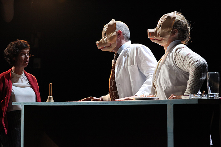 Angst essen Seele auf Verena Koch, Sebastian Hufschmidt, Katharina Hofmann © Christian Brachwitz