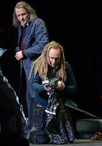 Siegfried - Der Ring des Nibelungen Matthäus Schmidlechner, Lars Cleveman © Karl Forster