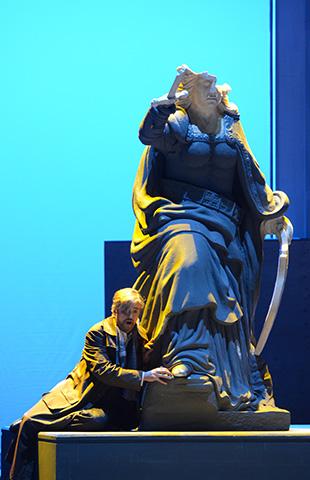 Siegfried - Der Ring des Nibelungen Gerd Grochowski © Karl Forster