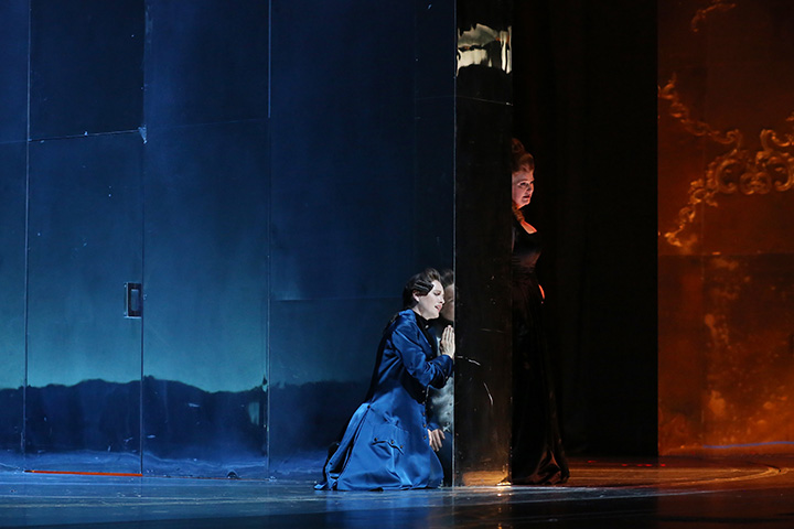 Der Rosenkavalier Martha Hirschmann, Karen Robertson © Reinhard Winkler