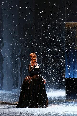 Der Rosenkavalier Karen Robertson © Reinhard Winkler