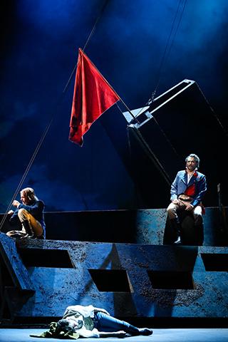 Les Misérables Christian Alexander Müller © Barbara Palffy