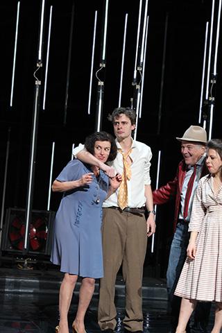Hiob Verena Koch, Christian Manuel Oliveira, Stefan Matousch, Katharina Wawrik © Christian Brachwitz