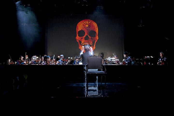Il Trionfo del Tempo e del Disinganno Sigurd Hennemann, Sinfonieorchester der Anton Bruckner Privatuniversität © Yasmina Haddad