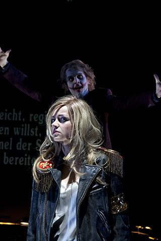 Il Trionfo del Tempo e del Disinganno Elisabeth Breuer, Sven Hjörleifsson © Yasmina Haddad