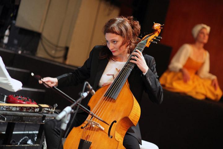 Der eingebildete Kranke Eva Reiter, Katharina Vötter © Christian Brachwitz