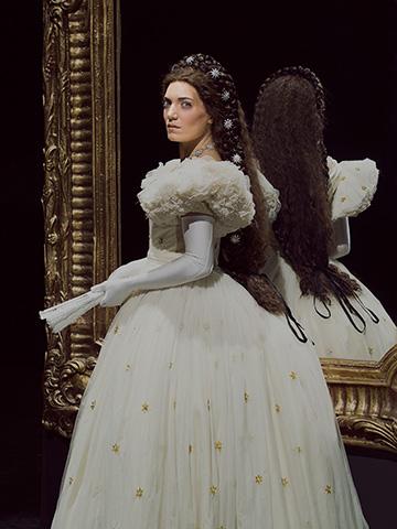 Elisabeth – Das Musical Roberta Valentini © Labelle Juliane Bischoff