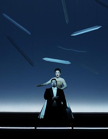 La Traviata Jacques le Roux und Myung Joo Lee © Olaf Struck