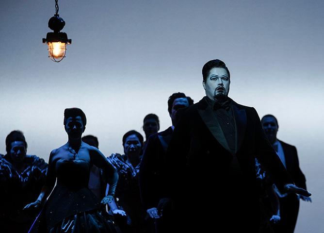 La Traviata Jacques le Roux © Olaf Struck