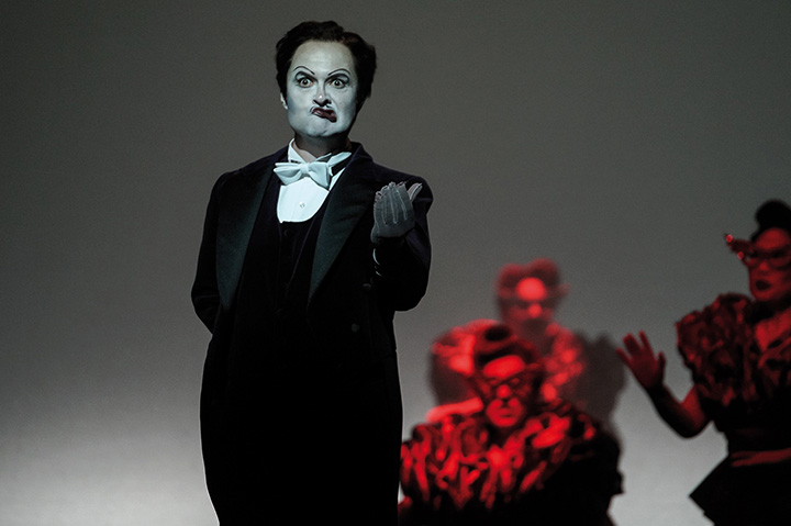 La Traviata Michael Wagner © Olaf Struck