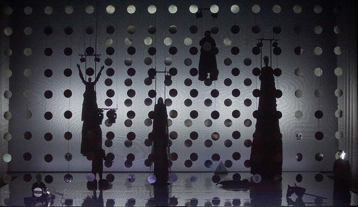 Pelléas et Mélisande  Ensemble © Karl und Monika Forster