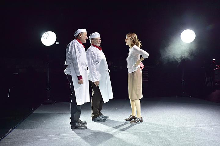 Mein Kühlraum Lutz Zeidler, Thomas Kasten, Anna Eger © Patrick Pfeiffer