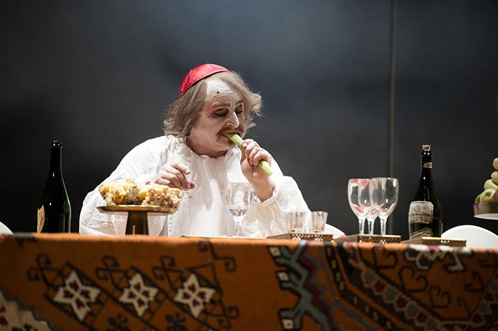 Tartuffe  Vasilij Sotke © Thomas Jauk