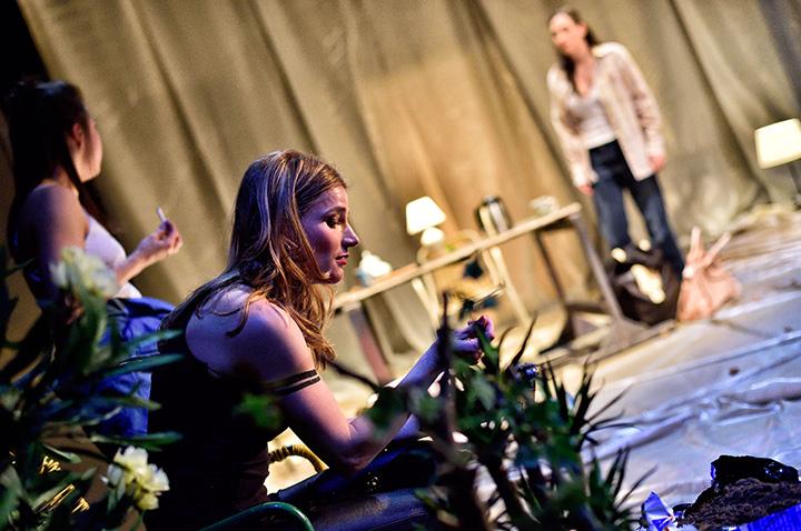 Meine beste Freundin  Katharina Wawrik, Jenny Weichert, Angela Waidmann © Patrick Pfeiffer