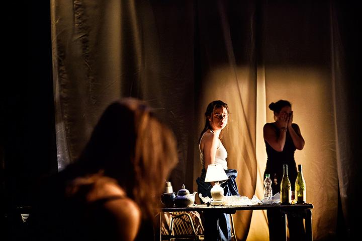 Meine beste Freundin  Jenny Weichert, Katharina Wawrik, Angela Waidmann © Patrick Pfeiffer