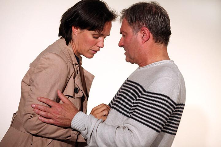 Gift. Eine Ehegeschichte Gunda Schanderer, Lutz Zeidler © Christian Brachwitz