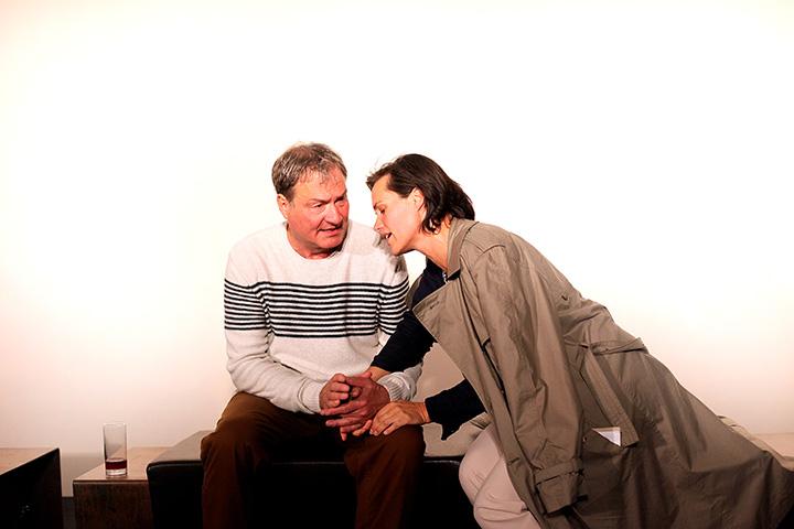 Gift. Eine Ehegeschichte Lutz Zeidler, Gunda Schanderer © Christian Brachwitz
