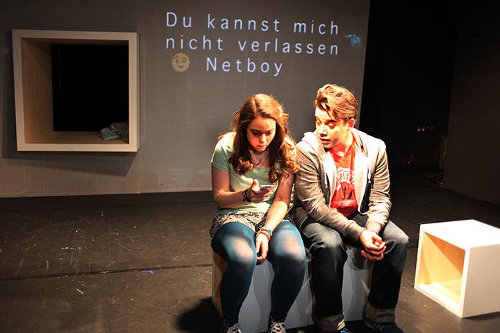 Netboy Katharina Stehr, Tobias Eiselt © Christian Brachwitz