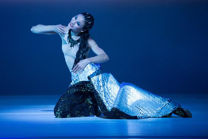 Die kleine Meerjungfrau Andressa Miyazato © Tom Mesic