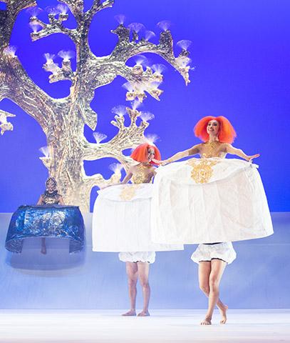 Die kleine Meerjungfrau Chiung-Yao Chiu, Tanzensemble © Tom Mesic