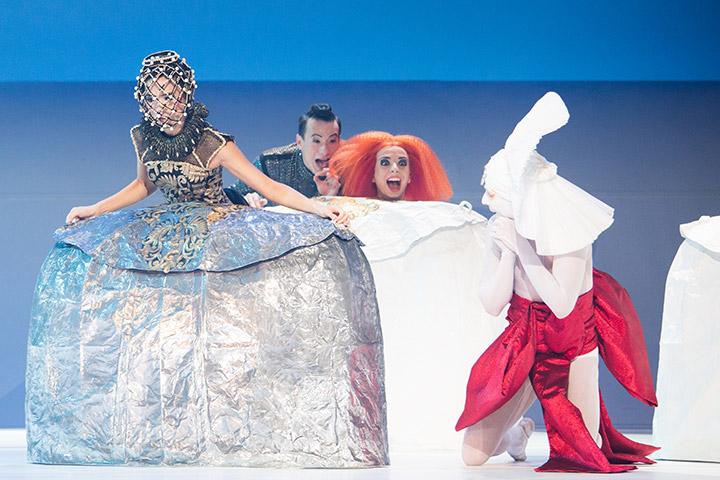 Die kleine Meerjungfrau Chiung-Yao Chiu, Shang-Jen Yuan, Lara Bonnel Almonem, Pavel Povrazník © Tom Mesic