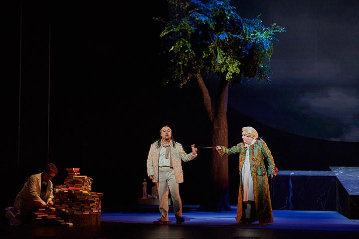 Don Giovanni  Michael Wagner, Seho Chang, Nikolai Galkin © Thomas M. Jauk