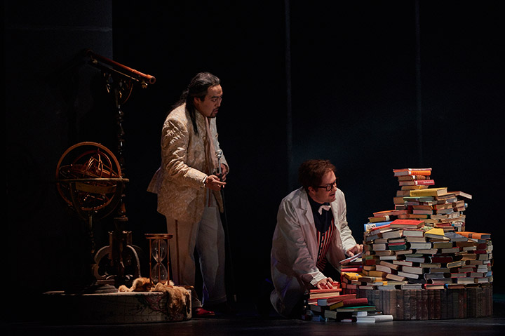 Don Giovanni  Seho Chang, Michael Wagner    © Thomas M. Jauk