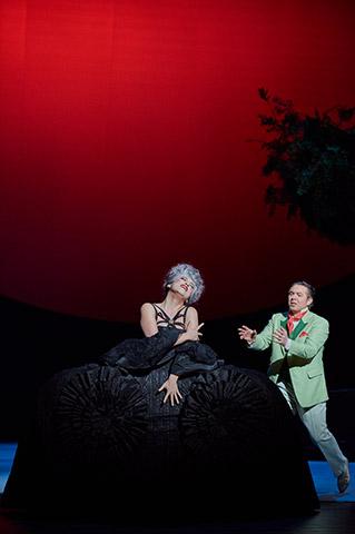 Don Giovanni  Myung Joo Lee, Iurie Ciobanu © Thomas M. Jauk