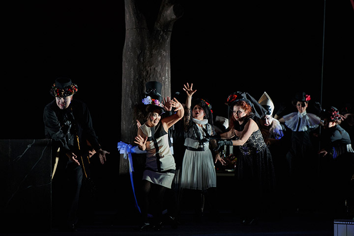 Don Giovanni  Chor © Thomas M. Jauk