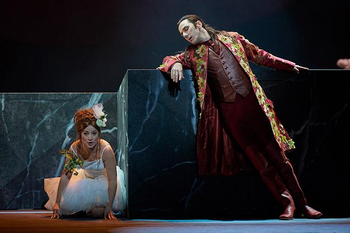 Don Giovanni  Theresa Grabner, Martin Achrainer © Thomas M. Jauk