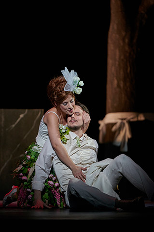 Don Giovanni  Theresa Grabner, Till von Orlowsky © Thomas M. Jauk