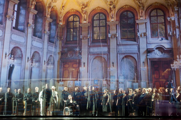 Die Harmonie der Welt  Ensemble © Thilo Beu