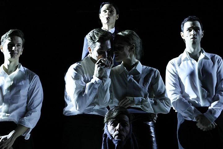 Préludes  Ensemble © Reinhard Winkler