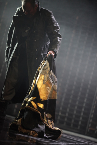 Das goldene Vlies  Lutz Zeidler © Christian Brachwitz