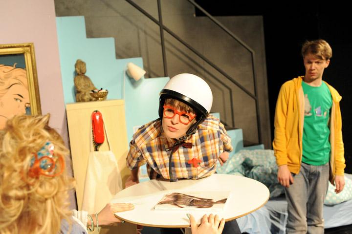 Rico, Oskar und die Tieferschatten  Christina Theresa Motsch, Karina Pele, Steven Cloos © Hermann Posch