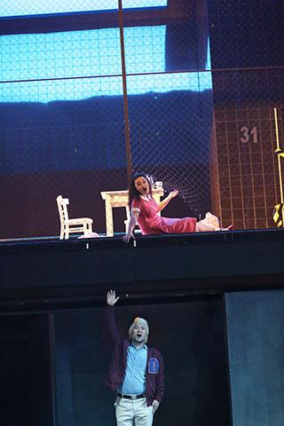 Rigoletto Julia Sitkovetsky, Hyojong Kim © Reinhard Winkler