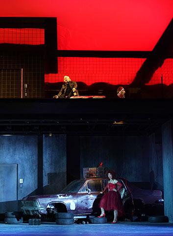 Rigoletto Hyojong Kim, Jessica Eccleston © Reinhard Winkler