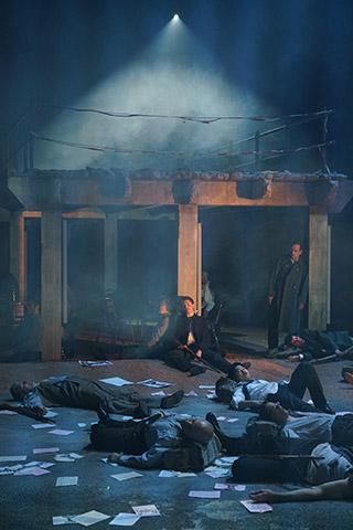 La Damnation de Faust Herrenchor © Reinhard Winkler