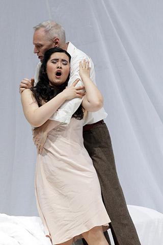 La Damnation de Faust Jessica Eccleston, Charles Workman © Reinhard Winkler