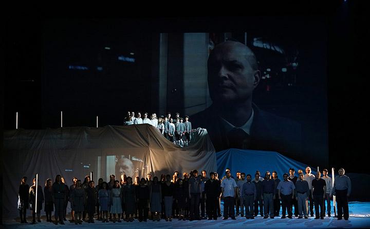 La Damnation de Faust Michael Wagner, Chor, Kinderchor © Reinhard Winkler
