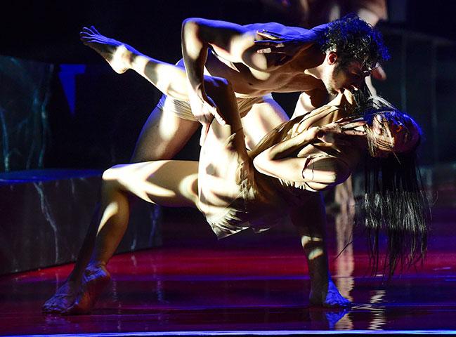 Romeo + Julia Rutzuki Kanazawa, Edward Nunes © Dieter Wuschanski