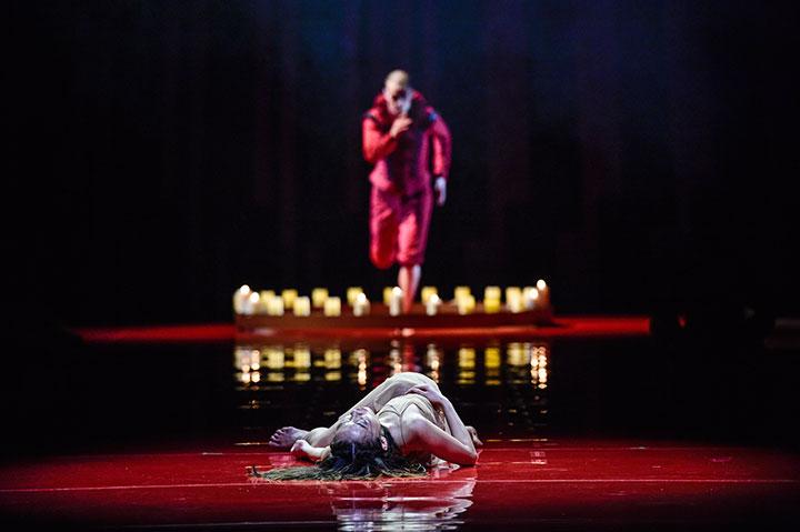 Romeo + Julia Rie Akiyama, Urko Fernandez Marzana © Dieter Wuschanski