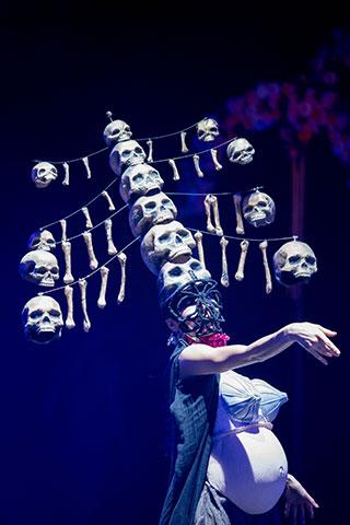 Tod und das Mädchen Rutsuki Kanazawa © Tom Mesic