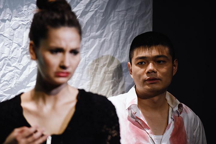 La Rosinda  Fenja Lukas, Xiaoke Hu © Alexi Pelekanos