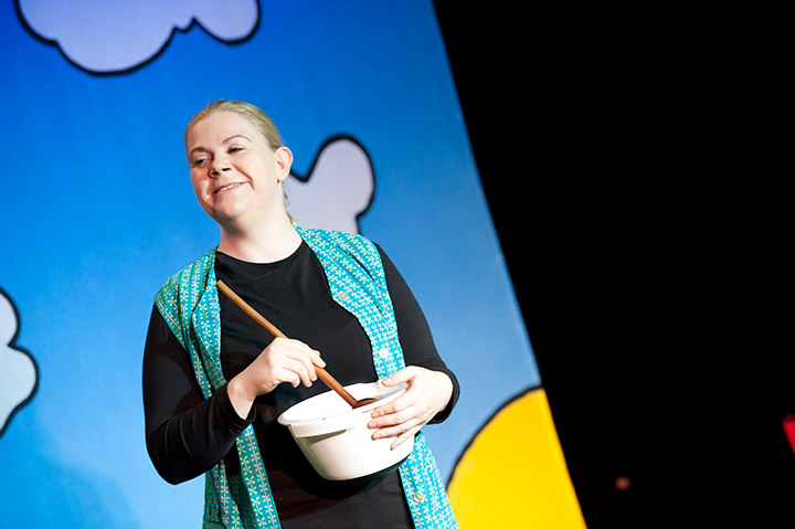 Schaf Isabell Czarnecki © Hermann Posch