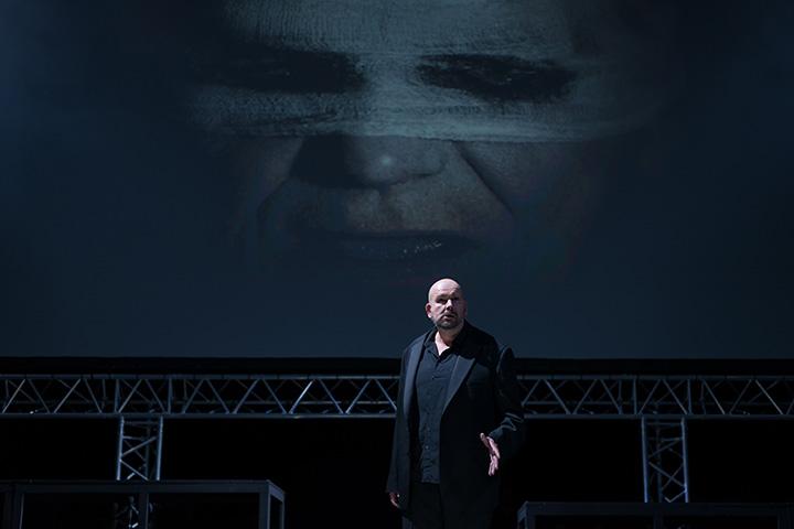 Antigone Stefan Matousch, Klaus Müller-Beck © Petra Moser