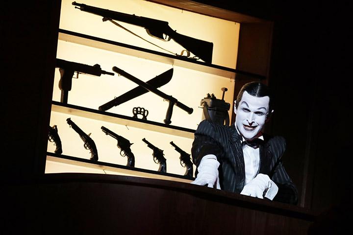 Attentäter (Assassins)   Gernot Romic © Reinhard Winkler