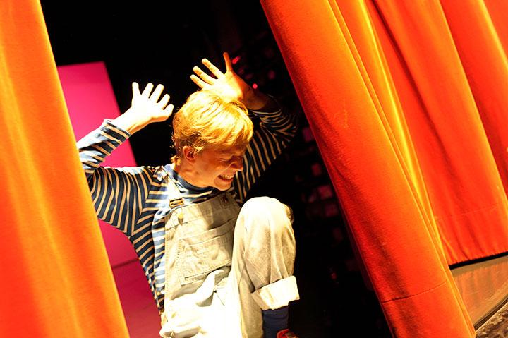 Wunder des Alltags Steven Cloos © Hermann Posch
