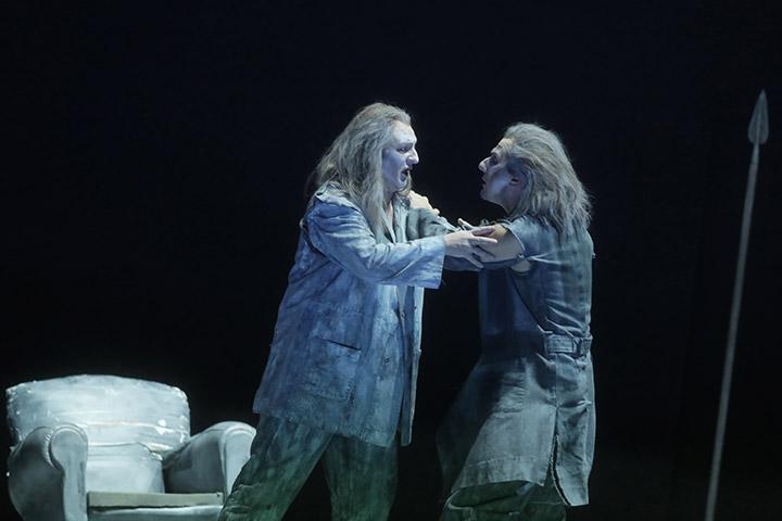 Tristan und Isolde Heiko Börner, Martin Achrainer © Reinhard Winkler